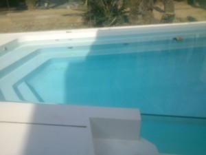 piscina poliuretano